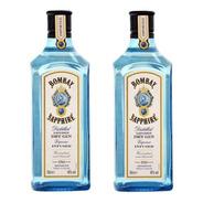 Bombay Sapphire X 2u Gin 750ml - Tomate Algo® - Envio Gratis