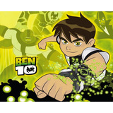 Dvd Ben 10 Ben10 Força Alienígena Supremacia Ominiverse Hd