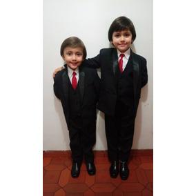 Ropa Traje Para Niño Elegante Bautizo, Matrimonio, 1ra Comun