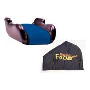 Asiento Butaca Booster + Adaptador Cinturon Seguridad Niños