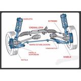 Cremallera Dirección Mecánica Chevrolet Corsa Precap De 14mm