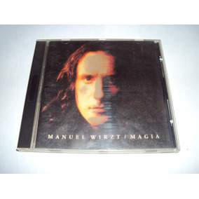Manuel Wirtz - Magia - Cd Made In Canada 1994