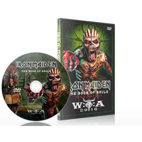 Dvd Iron Maiden - Wacken Open Air 2016 Frete Grátis !!