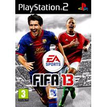 Patch Fifa Soccer 2013 Ps2 Frete Gratis
