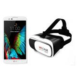 Celular Smartphone Lg K10 410f Dual-sim+brinde Oculos 3d