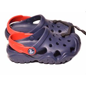 Crocs Originales Talle 8 Para Niños