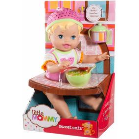 Little Mommy Muñeca Sweet Eats Original