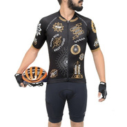 Camisa Ciclismo Asw Active Mantra