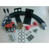 Kit Comando Duplo Trator Ford 4600 4610 6600 6610 Controle