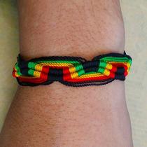 Pulseira Tornozeleira Jamaica Reggae Amizade