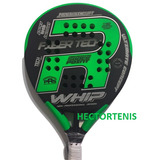 Paleta De Paddle Royal Padel Whip 38mm Nucleo Foam Carbono