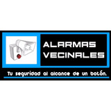 Alarma Vecinal A Control Remoto Económica Y De Calidad