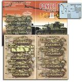 Echelon Fine Decal 1:72 Wwii Das Reich & Wiking Panzer