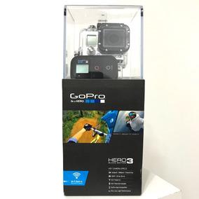 Câmera Gopro Hero 3 Black Edition 4k Lacrado + Controle Wf #