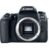 Cámara Canon Eos 77d   Body   Sd +16gb