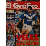 El Grafico 3975 Independiente Campeon 95 Supercopa