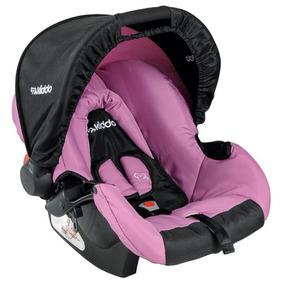 404c - Bebê Conforto Para Carrinho Cosycot Cross Rosa Kiddo