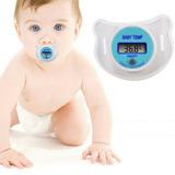 Chupete Termómetro Digital Para Bebés
