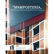 Edificaciones De Mampostería - Libro - Limusa
