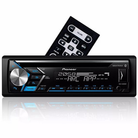 Cd Player Pioneer Deh-s4080bt Bluetooth Mixtrax Usb Frontal
