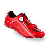 Zapato Para Ciclismo Triatlon Spiuk Altr Rojo De $3,200 A