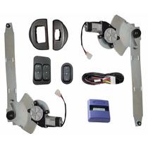 Kit Vidro Eletrico F1000/f600/f4000 2 Portas 72 Ate 91
