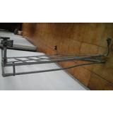 Parrilla En Aluminio Para Techo De Vehiculo