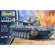 Tanque Leopard 1 - 1/35 Revell 03240