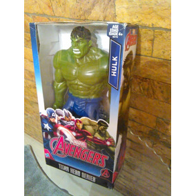Hasbro Hulk Avengers Big Action Figure He Saved The World