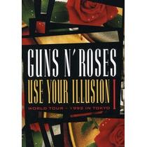 Dvd Guns N Roses - Use Your Ilusion I - Lacrado (#339)