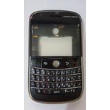Caratula O Carcasa Para Blackberry Bold 9000 (con Detalles)