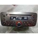 Cd Original Fiat Grand Siena Conect Acobre Moldura Mp3/usb