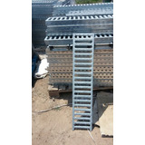 Rejillas Desague Galvanizadas 1 Mt X 20 Cm , Guardaganado