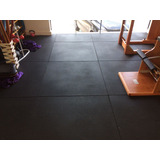 Piso Borracha Academia Playground Crossfit Amostra 11mm 1un