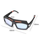 Óculos De Solda Soldador Escurecimento Automático 328a189eb9