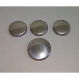Kit Com 4 Espalhador Aluminio ( Tampinha ) Fogao Dako Luna