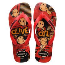 Sandálias Personalizada Havaianas Original / Olivia