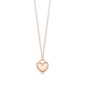 Cadena Y Dije Tiffany Oro 100% Tiffany & Co Tous Tiffany Ch