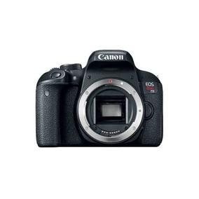Camera Dslr Canon T7i Somente Corpo Wifi C/ Recibo