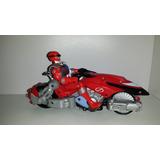 Power Rangers Operation Overdrive Red Hovertek Moto Y Ranger