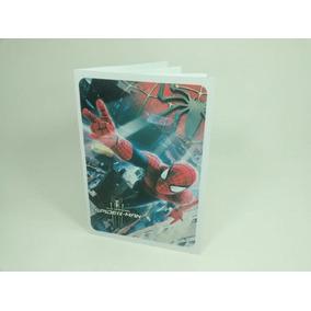 Spiderman - Hombre Araña - Libritos Para Pintar (pack X40)