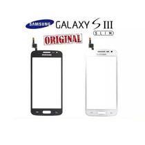 Tela De Vidro Touch Samsung Galaxy S3 Slim Duos Sm-g3812b
