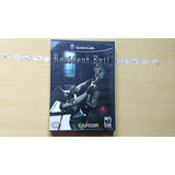 Juegos Game Cube Resident Evil