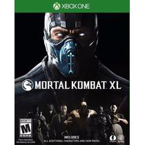 Mortal Kombat Xl Xbox One - Pré Venda - Envio Imediato Xone