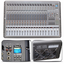 Mesa Arcano Amplificada Armr16-fx 16 Xlr Usb In 2 Eq Main