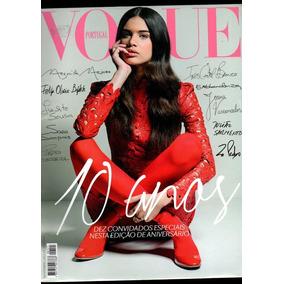 f3f65543f0a5e Revista Vogue Edição Portuguesa Portugal - Revistas no Mercado Livre ...