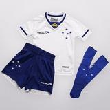 Kit Cruzeiro Infantil Penalty Uniforme 2 Super Promoção