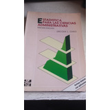 Estadística Para Ciencias Administrativas 3° Ed Lincoln Chao