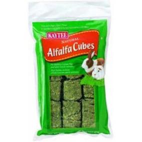 Central De Las Aves Y Kaytee Alfalfa Cubes 15 Onzas - 100032