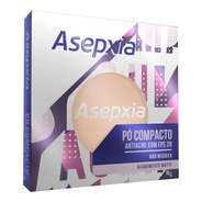 Asepxia Pó Compacto Antiacne Fps20 Bege Claro  - 10g